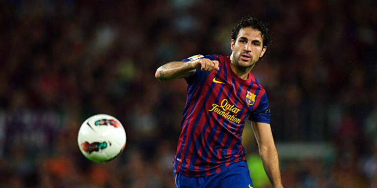 100.000 Euro Strafe für Barcelona