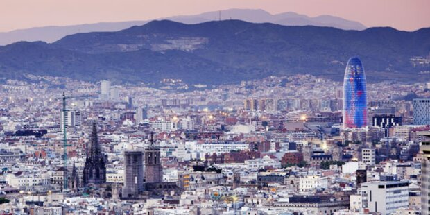 Barcelona im Frühling erleben
