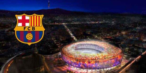 Zum Fußball-Kracher nach Barcelona