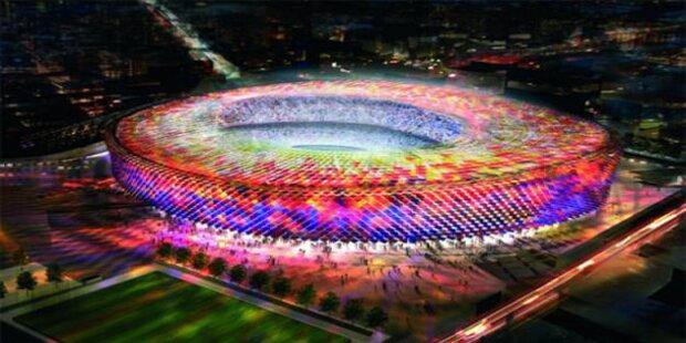 Sehen Sie den FC Barcelona live!