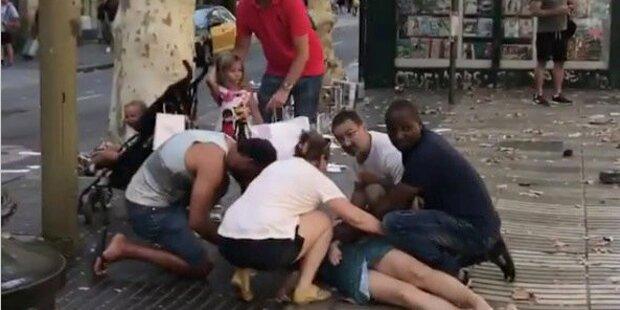 Barcelona-Terror: Eine Österreicherin verletzt