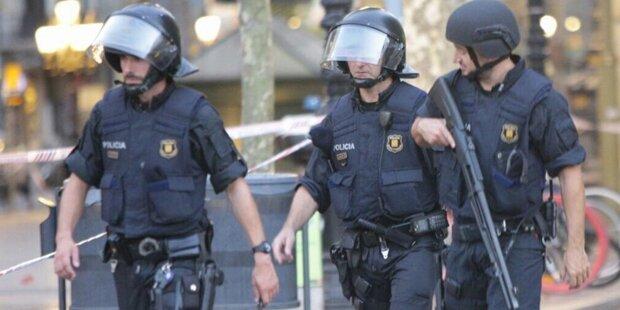 Dritte Festnahme nach Terroranschlag in Barcelona