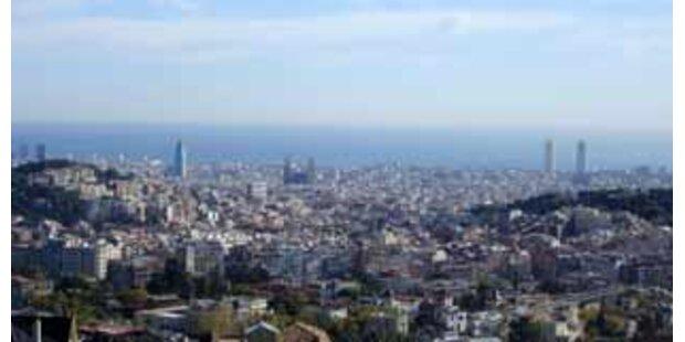 Mann in Barcelona ausgeraubt