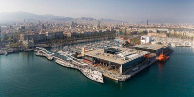 Kurz-Trip ins pulsierende Barcelona