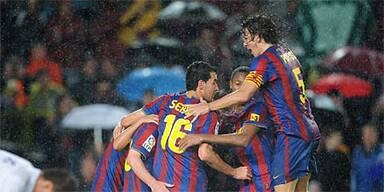 barcelona jubel