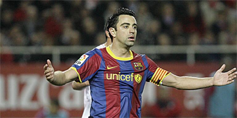Barcelona lässt auswärts Punkte liegen