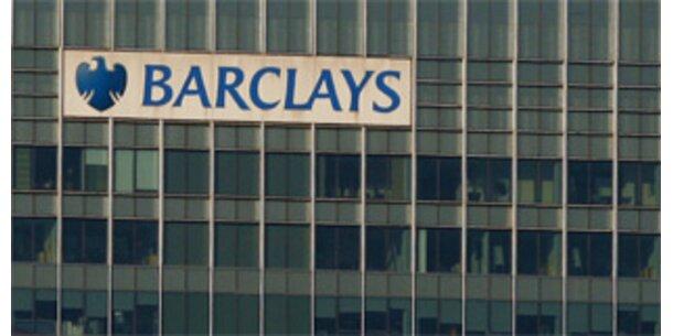 Scheichs retten Barclays Bank