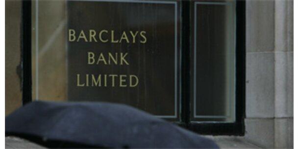 Barclays trotzt der Krise und macht Mrd-Gewinn