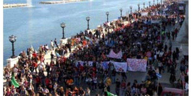 100.000 demonstrieren gegen Mafia in Italien