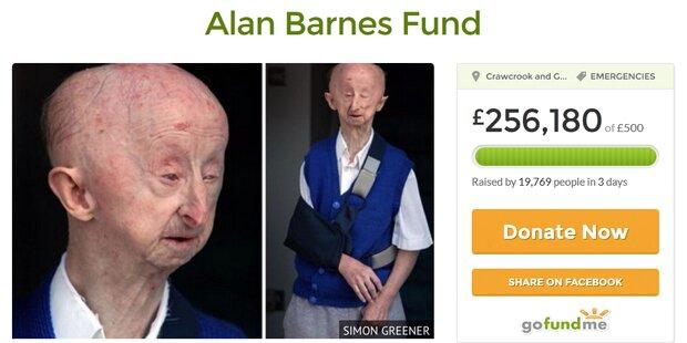 Spenden bringen Raub-Opfer 350.000