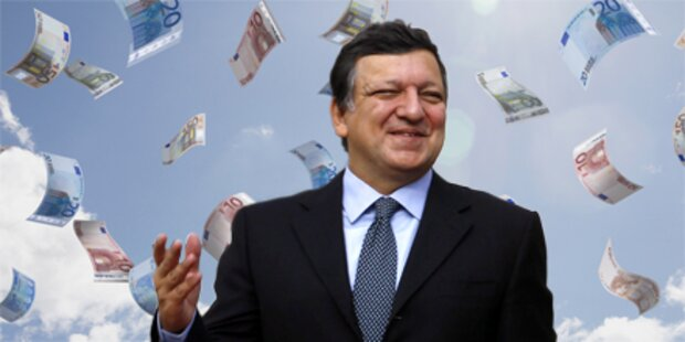EU kostet uns schon 432 Mio. Euro