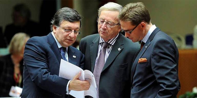 EU-Gipfel: Mega-Paket gegen Krise