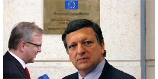 Streit um EU-Besuch in der Türkei
