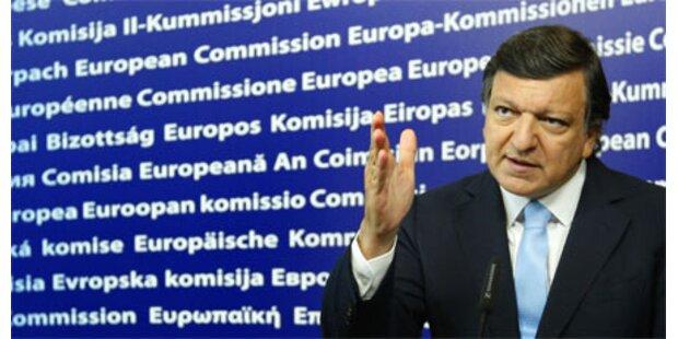 Barroso für zweite Amtszeit bestätigt