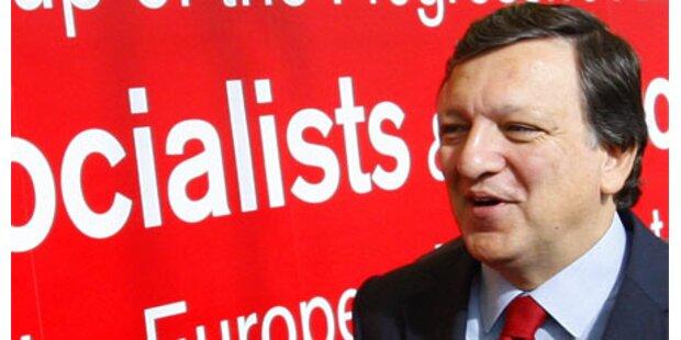 Barrosos Chancen auf Wiederwahl steigen