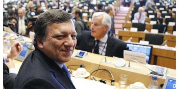 Barroso will neue Kommissarsposten