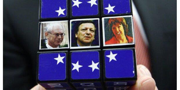 Neun Frauen in der EU-Kommission