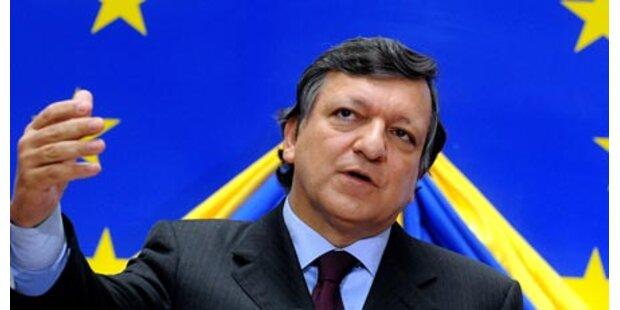 Barroso verliert Geduld mit Klaus