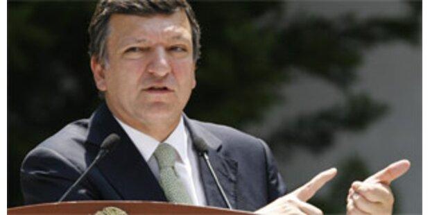 Barroso weist Chavez` Kritik an Merkel zurück