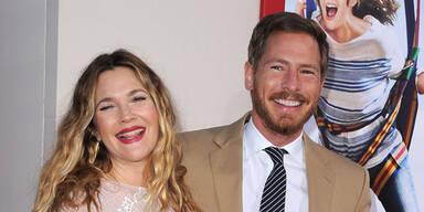 Drew Barrymore bestätigte Ehe-Aus