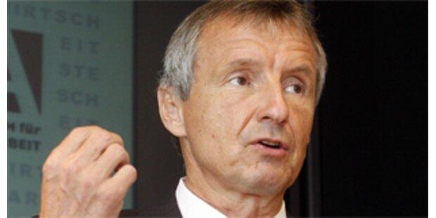 Bartenstein legt Darabos Rücktritt nahe