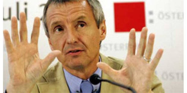 Bartenstein gegen Retro-Politik der SPÖ