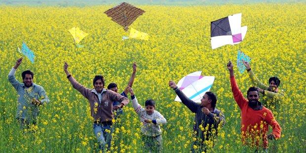 Pakistan konfisziert Kinderflieger