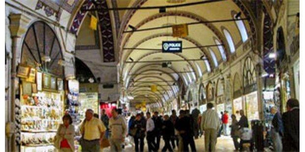Istanbuls Großer Basar droht einzustürzen