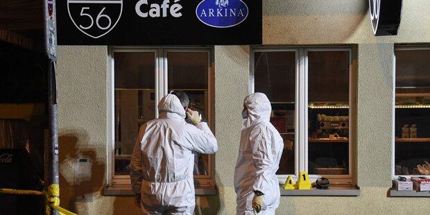 Zwei Tote bei Blutbad in Basler Bar