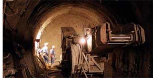 Semmering-Basistunnel wird doppelt so teuer