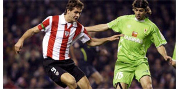 Basken kicken gegen Katalanen