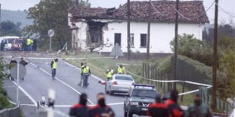 Ein Toter bei Anschlag auf Kaserne im Baskenland