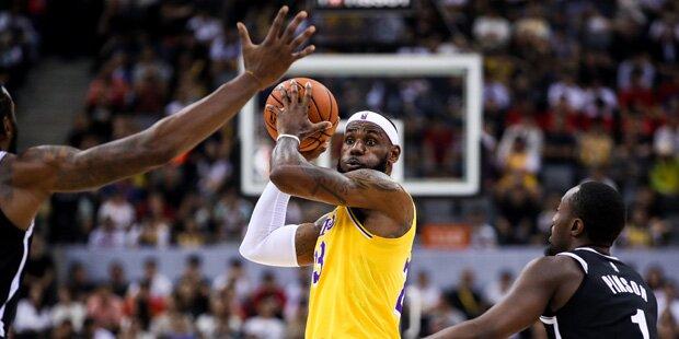NBA: Clippers & Lakers als Top-Favoriten