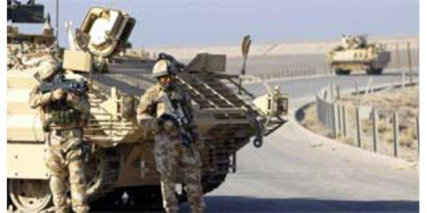 Briten übergeben Basra an den Irak