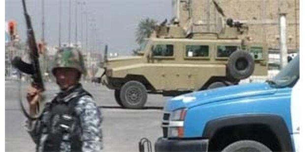 25 Tote bei Kämpfen in Basra
