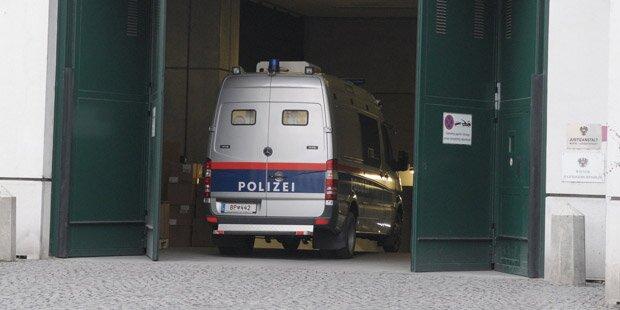 Anklage nach Rohrbomben-Fund in Wiener Hotel