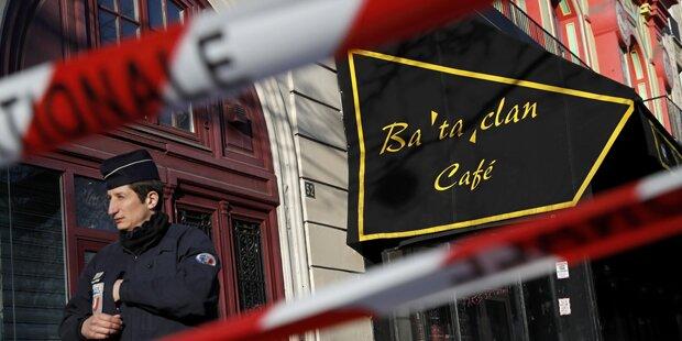 Terrorverdächtige werden an Frankreich ausgeliefert