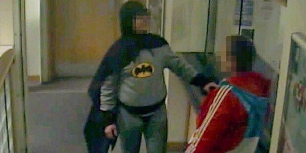 Britischer Batman verhaftet
