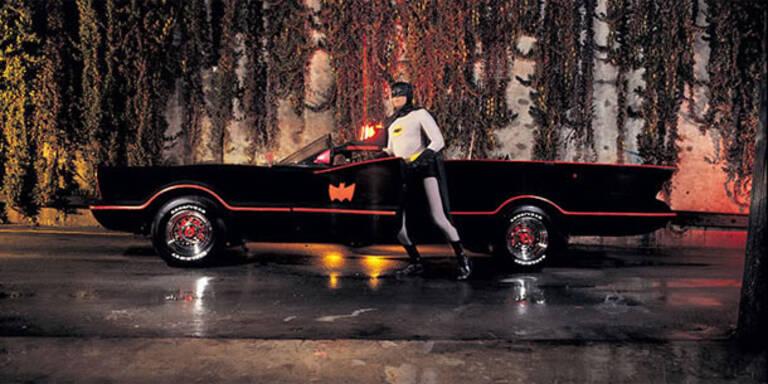 Original-Batmobil für 3,2 Millionen Euro versteigert