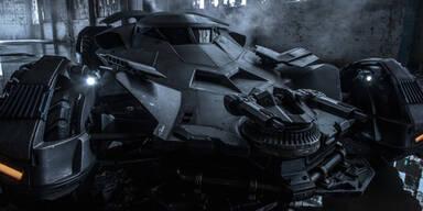Das ist das völlig neue Batmobil