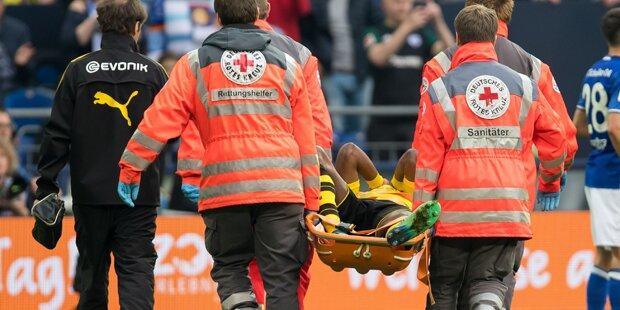 Verletzungs-Drama um BVB-Star Batshuayi