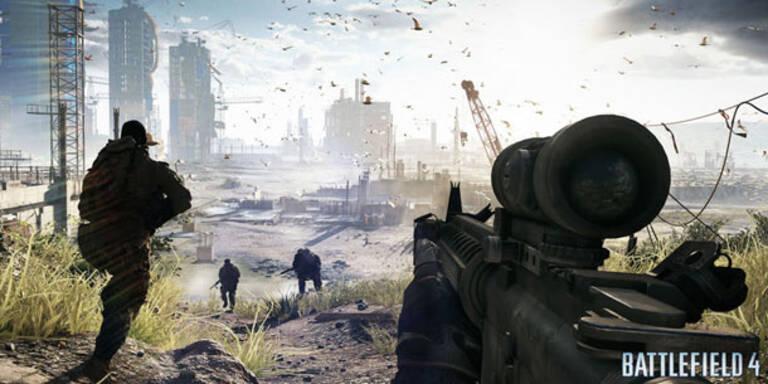 Battlefield 4: Infos und Gameplay-Video