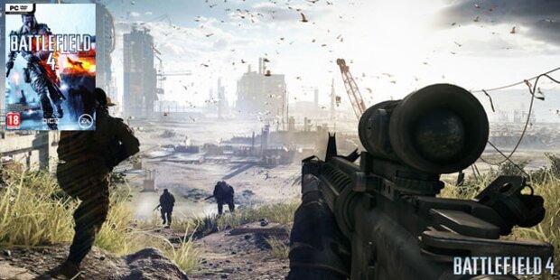 Battlefield 4-Beta ab sofort spielbar