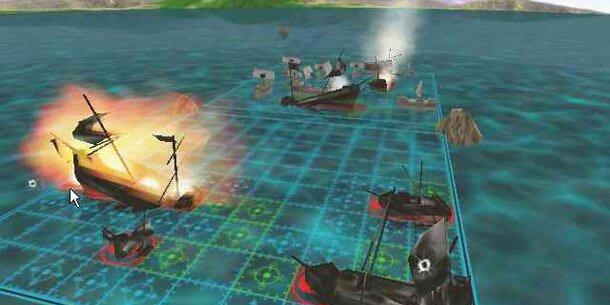 Online Schiffe Versenken
