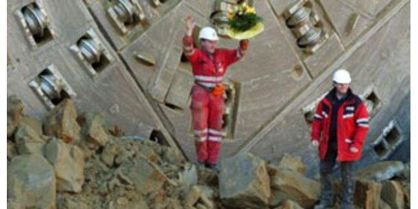 Fast 4 Prozent mehr Lohn für 90.000 Bauarbeiter