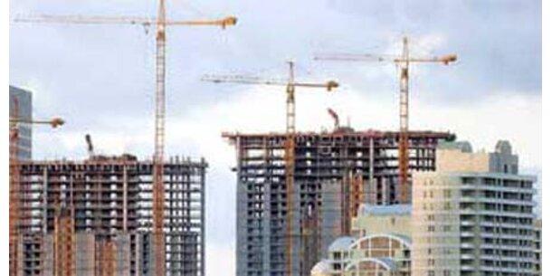 OeNB: Wirtschaft schrumpft weniger stark
