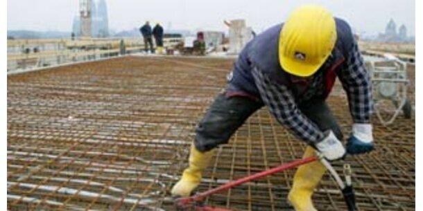 Bauwirtschaft sucht dringend Lehrlinge