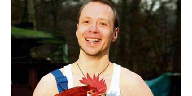 Das ist der erste homosexuelle TV-Bauer!