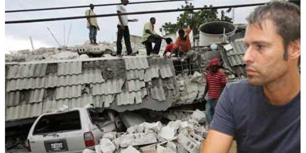 140.000 Tote, die Plünderungen gehen los