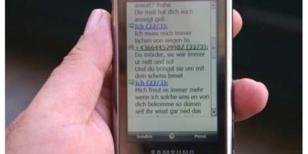 Irrer SMS-Terror gegen Sturm-Emma-Opfer